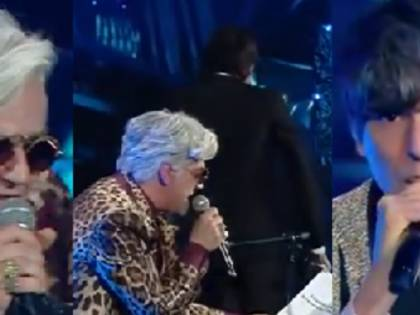 Sanremo: Morgan mette all'asta testo del brano modificato