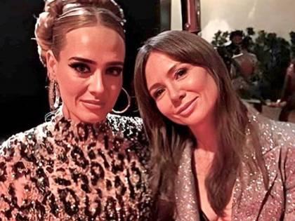 La foto che fa preoccupare i fan. Adele appare smagrita (e triste) sui social