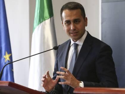 Di Maio vola a Bengasi per incontrare Khalifa Haftar