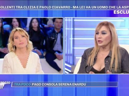"""Gf Vip, Barbara d'Urso: """"Tiberio ha detto a Clizia di entrare da single ed essere riservata"""""""