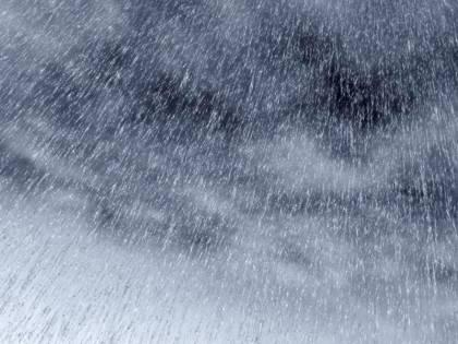 Arriva un'altra perturbazione, piogge intense al Centro-Nord