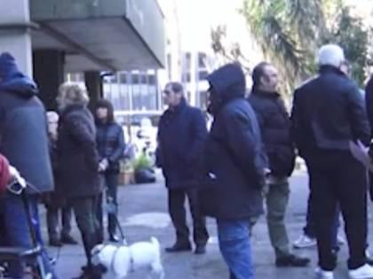 """Gelo e degrado negli alloggi popolari: """"Qui ci fanno vivere come cani"""""""