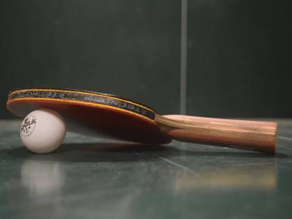 Il ping pong rallenta il Parkinson