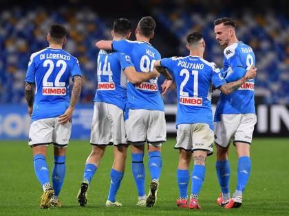 Il Napoli batte 2-1 il Torino: azzurri al sesto posto in classifica