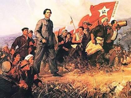 Anche la Cina ebbe la sua guerra civile
