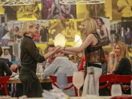 Gf Vip, Antonella Elia (ancora) contro tutti