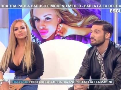 """Moreno Merlo: """"Ho avuto un flirt con Veronica Graf, ma non ho tradito la Caruso"""""""