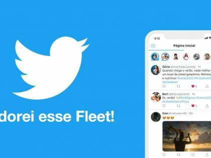 "Twitter come Instagram:  adesso arrivano i ""fleet"""