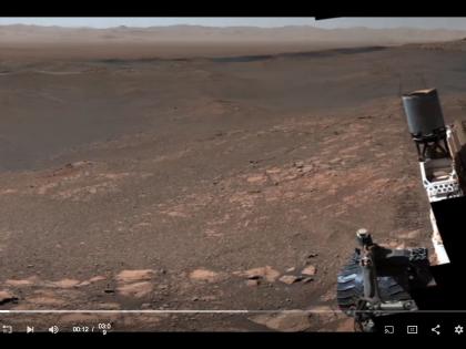 Marte, trovate molecole compatibili con la vita