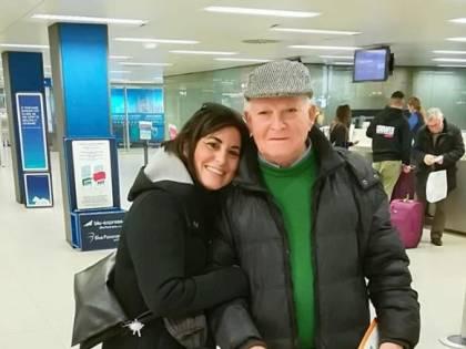 L'amore al tempo del coronavirus: la lettera di Katya al papà