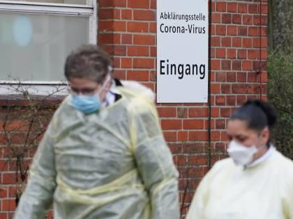 """Aumentano i casi in Germania, l'AfD: """"Blindare i confini contro il virus"""""""