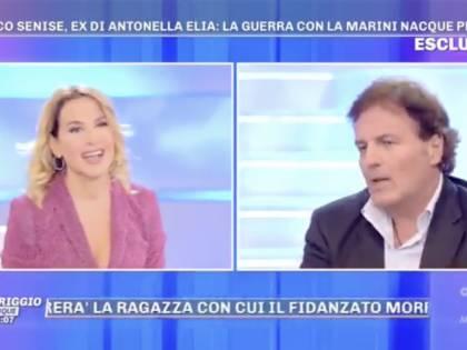 Gf Vip, Marco Senise rivela perché è finita con Antonella Elia