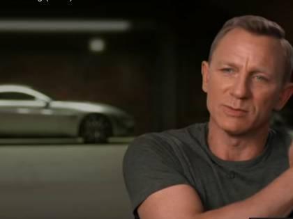 Daniel Craig sarà ancora James Bond? Intanto i suoi muscoli mandano in tilt i social