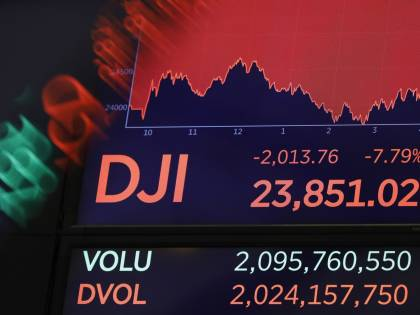 Gli speculatori sapevano tutto: un fondo scommise sulla crisi