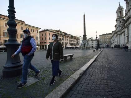 Roma sotto choc vive un momento di alienazione e smarrimento