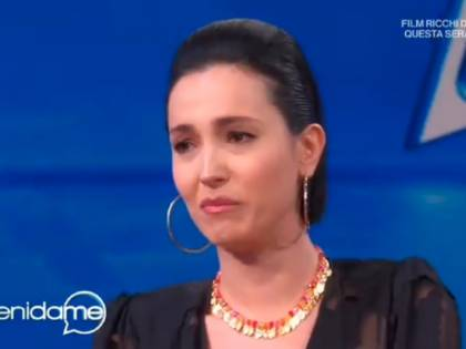 """Caterina Balivo: """"Tornare in tv? Piango un giorno sì e l'altro pure"""""""