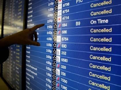 Barricate Usa: stop ai voli dall'Europa