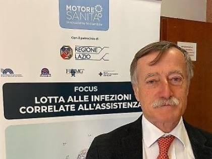 """Coronavirus nel Lazio, il primario: """"Picco tra 7-10 giorni"""""""