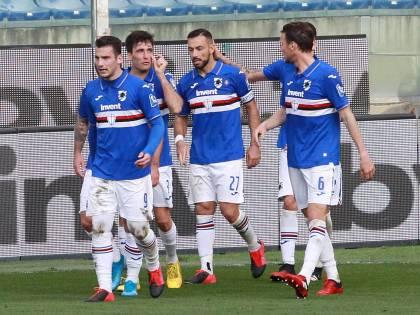 Coronavirus, positivi altri quattro giocatori della Sampdoria