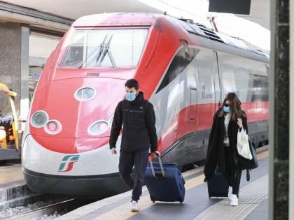 """Dal 4 maggio in treno? Tutte le nuove """"regole"""""""