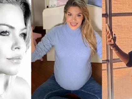 """Costanza Caracciolo: """"Sta per nascere la sorella di Stella, ma non vedo bei tramonti"""""""