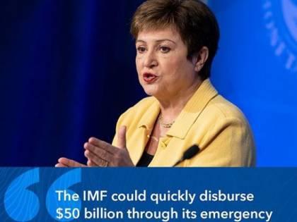 """Fmi, Georgieva ai governi:""""Spendano ma conservino scontrini"""""""