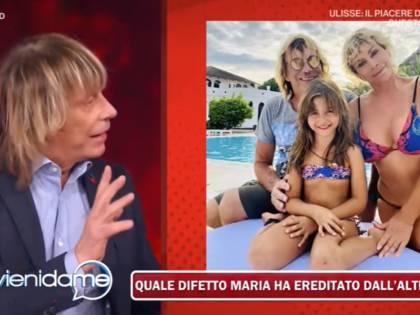 """Enzo Paolo Turchi e la stoccata a Carmen Russo: """"Maria ha ereditato un suo difetto"""""""