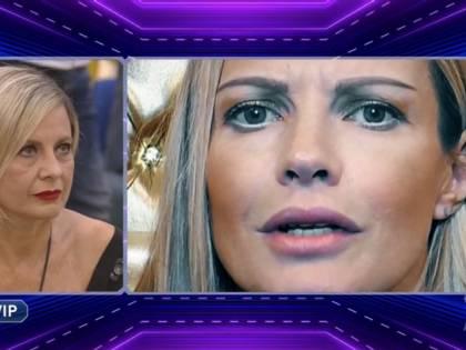 """Gf Vip, ancora uno scontro tra la Elia e la Nunez: """"Mi ha tradita e presa in giro"""""""