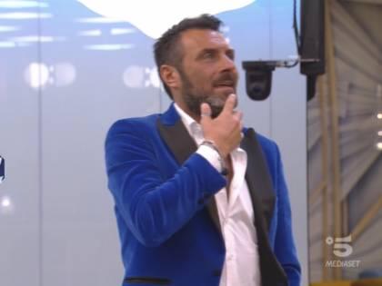 """Gf Vip, lacrime in finale per Sossio Aruta: """"Per un periodo non ho potuto pagare gli alimenti"""""""
