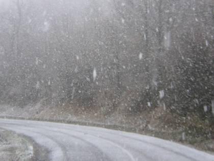 Irrompe l'inverno: gelo e neve sulle coste adriatiche e al Nord