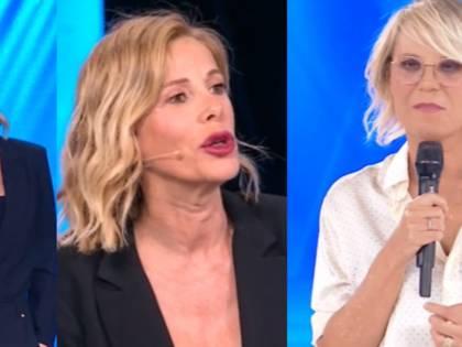 """Alessia Marcuzzi giudice ad Amici dopo l'isolamento: """"Sono stata 18 giorni chiusa. Fa strano essere qui"""""""