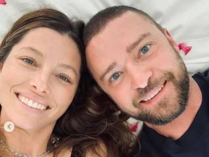 Justin Timberlake e Jessica Biel, le immagini di coppia