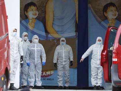 In Spagna 4mila morti. Sono 56 mila i contagi: 10mila in sole 24 ore