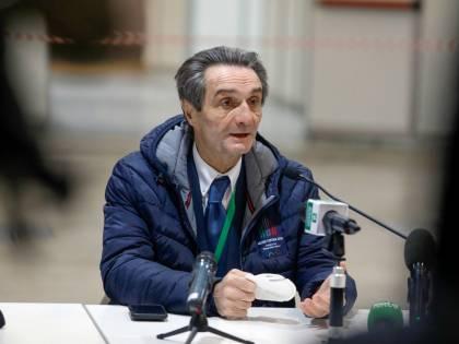 "Fontana attacca Conte: ""Bergamo zona rossa? Qualcuno cambiò idea"""