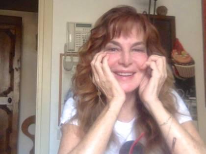 """Coronavirus, Giuliana De Sio: """"Sono uno straccio ma sto guarendo"""""""