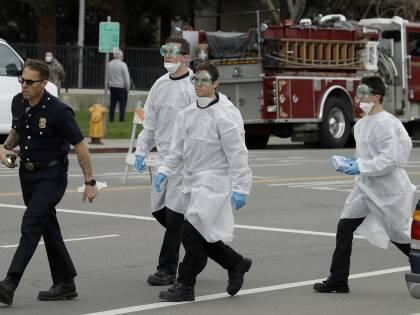 Il giorno peggiore degli Usa: 4591 decessi per coronavirus