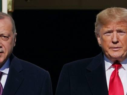 Trump chiama Erdogan: stop ai conflitti in Siria e Libia