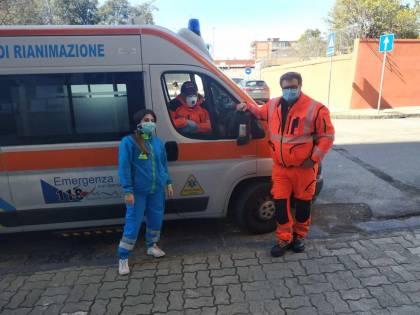 Aggrediti da una 17enne operatori sanitari del 118 di San Giorgio a Cremano
