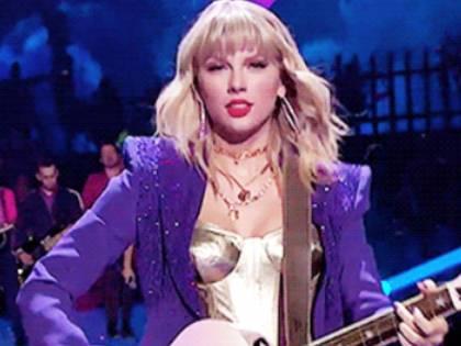 Taylor Swift aiuta un negozio di dischi in crisi per il Covid-19