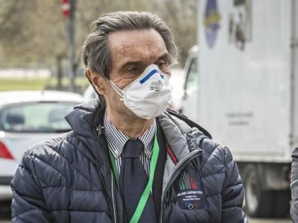 """Virus, Conte attacca Fontana su zone rosse ma interviene Calderoli: """"Ora basta, errori del governo"""""""