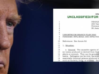 Il documento che inchioda Trump: Usa potevano prepararsi all'epidemia