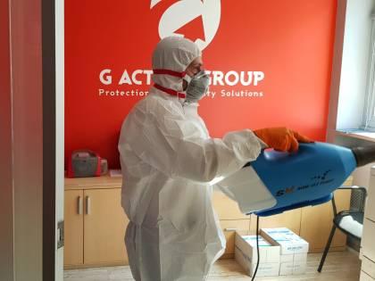 G Action Group di Adriele Guarneri: protocolli e smartworking contro il Covid19