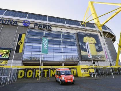 Coronavirus, il Borussia Dortmund mette a disposizione lo stadio