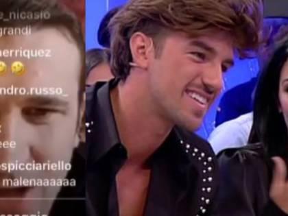 """Andrea Damante conferma la riappacificazione con Giulia De Lellis: """"Ci siamo sempre voluti bene"""""""
