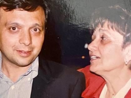 """Piero Chiambretti ricorda Felicita: """"Le mamme non dovrebbero morire"""""""