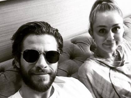 Liam Hemsworth e Miley Cyrus, le foto più belle
