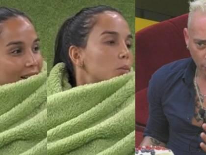 """Gf Vip, Paola Di Benedetto contro Salvo: """"Gli avrei tirato uno schiaffo"""""""