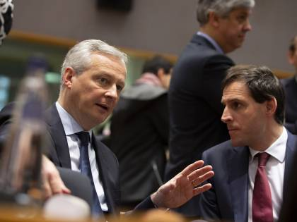 E l'Eurogruppo affonda l'Italia Salva-Stati sì, coronabond no