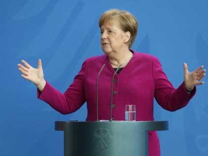 Il tonfo della Merkel:  Berlino è in recessione