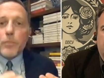 """Giannini e Telese litigano da Lilli Gruber: """"Sei un po' tartufesco"""""""